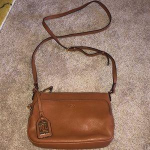Ralph Lauren crossbody purse